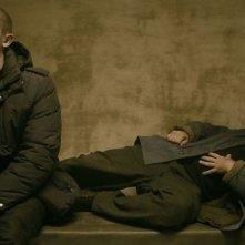 The Major: il protagonista Denis Shevod in una scena