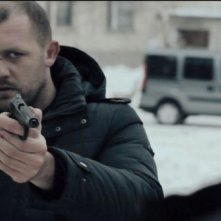 The Major: il protagonista del film Denis Shevod in una scena