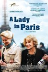 A Lady in Paris: la locandina italiana