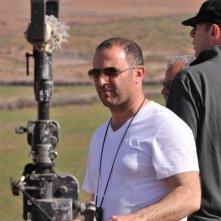 Homeland: il regista del film Mohamed Hamidi sul set