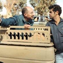 Homeland: Jamel Debbouze e Fatsah Bouyahmed in una scena