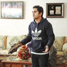 Homeland: Malik Bentalha in una scena