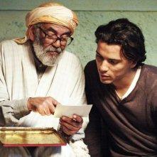 Homeland: Mohamed Majd e Tewfik Jallab in una scena