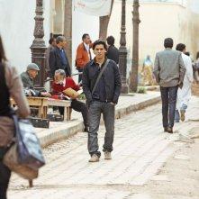 Homeland: Tewfik Jallab in una scena