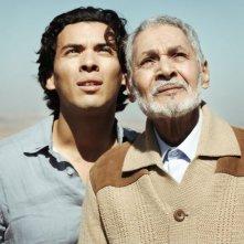 Homeland: Tewfik Jallab in una scena del film