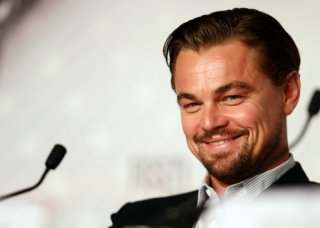 Leonardo DiCaprio presenta Il grande Gatsby a Cannes 2013