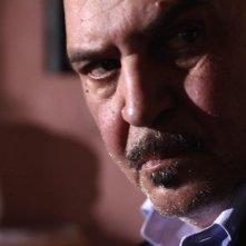 Nero infinito: Claudio Fragasso in un'immagine del film