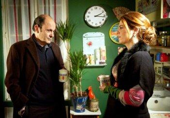 Quando meno te lo aspetti: Jean-Pierre Bacri e Agnès Jaoui in una scena