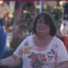 The Bay: una donna contagiata dal virus in una scena del film