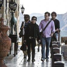 Una notte da leoni 3: i quattro 'moschettieri' in una scena del film