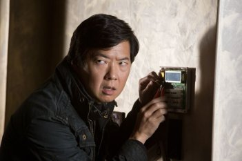 Una notte da leoni 3: Ken Jeong in azione in una scena del film