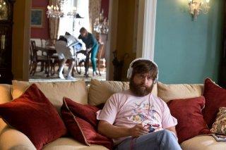 Una notte da leoni 3: Zach Galifianakis in un'immagine del film