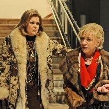 Child's Pose: Natasa Raab con Luminiţa Gheorghiu in una scena del film