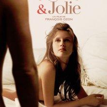 Jeune et jolie: la locandina francese
