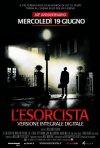 L'esorcista (1973): la locandina del quarantennale del film