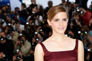 The Bling Ring: la protagonista Emma Watson al Festival di Cannes 2013 durante il photocall del film
