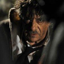 Ti ho cercata in tutti i necrologi: Giancarlo Giannini in un momento del thriller
