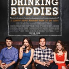 Drinking Buddies: la locandina del film