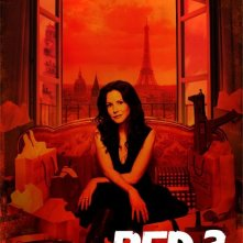 Red 2 : character poster italiano per Mary-Louise Parker