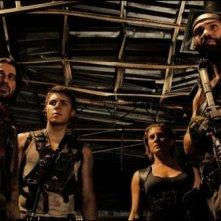 Riddick: una scena di gruppo tratta dal film