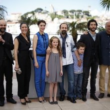 The Past: regista e cast del film durante il photocall al Festival di Cannes 2013