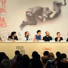 The Past: regista e cast del film durante la conferenza stampa al Festival di Cannes 2013