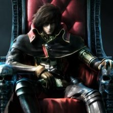 Space Pirate Captain Harlock - un'immagine del film