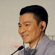 Blind Detective: Andy Lau durante la conferenza stampa del film al Festival di Cannes 2013