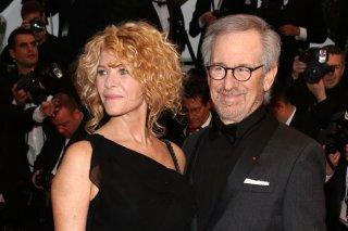 Cannes 2013: Kate Capshaw e Steven Spielberg sul red carpet
