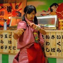 Dead Sushi: la protagonista Rina Takeda