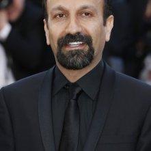 Festival di Cannes 2013 - Asghar Farhadi sul red carpet. Il regista presenta il suo 'The Past'.
