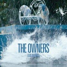 Los Dueños: la locandina del film