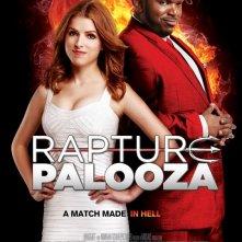 Rapturepalooza: la locandina del film