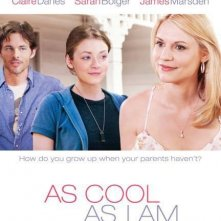 As Cool as I Am: la locandina del film