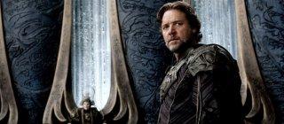 L'uomo d'acciaio: Russell Crowe nei panni di Jor-El
