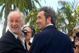 La grande bellezza: Toni Servillo e Paolo Sorrentino al photocall di Cannes 2013