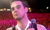Robbie Williams Live al cinema il 12 giugno!