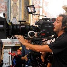 La grande bellezza: il regista Paolo Sorrentino sul set