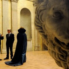 La Grande Bellezza: Toni Servillo sul set con Sabrina Ferilli e Paolo Sorrentino
