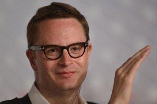 Only God Forgives: Nicolas Winding Refn durante la conferenza stampa del film a Cannes 2013