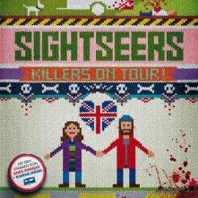 Sightseers: la locandina tedesca del film