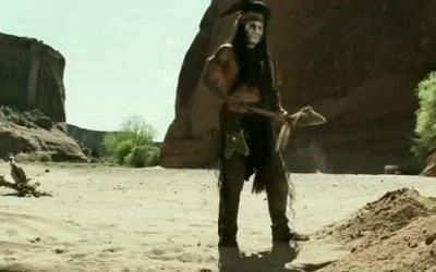 Trailer 4 - The Lone Ranger