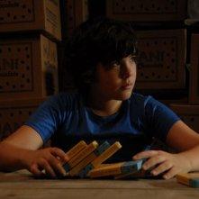 Infanzia clandestina: il giovane Teo Gutiérrez Moreno in un'immagine del film