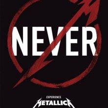 Metallica Through the Never: la locandina del film