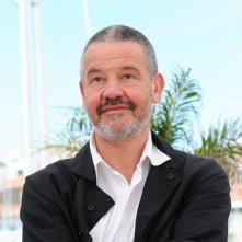Michael Kohlhaas: il regista Arnaud des Pallières durante il photocall di Cannes 2013
