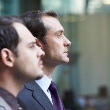 Passioni e desideri: Jude Law e Moritz Bleibtreu in una scena