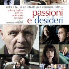 Passioni e desideri: la locandina italiana del film