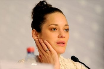 The Immigrant: Marion Cotillard durante la conferenza stampa del film a Cannes 2013