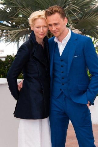 Only Lovers Left Alive: Tilda Swinton e Tom Hiddleston presentano il film a Cannes