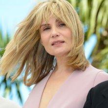Venere in pelliccia: Emmanuelle Seigner presenta il film a Cannes 2013